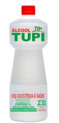 Álcool Liquido  Tupi 70º  1L