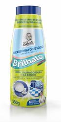 Bicarbonato Brilhato Limpa Inox Tio Bonato  550gr