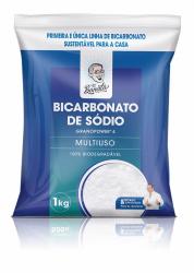 Bicarbonato de Sódio Multiuso 1Kg