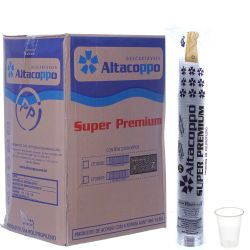 Copo Plástico Descartável PP 300ml Transparente  ABNT Caixa 20x100 un.