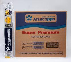 Copo Plástico Descartável PP Liso  770ml Transparente  ABNT Caixa 20x30 un.