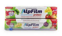 Filme PVC - Plástico Filme Esticável Trilho 38cm x 300mt