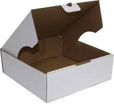 Caixa de Bolo n°5 (22x22x10) Unitário.