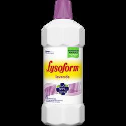 Desinfetante Lysoform Líquido Lavanda 1L