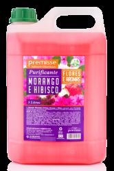 Sabonete Líquido  Premisse Morango e Hibisco 5L