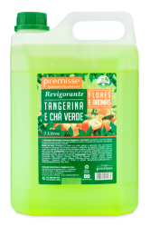 Sabonete Líquido  Premisse Tangerina e Chá Verde 5L