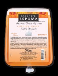 Sabonete Espuma Premisse Magia das Flores Refil 700ml