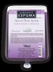 Sabonete Espuma Premisse Sensitive Refil 700ml