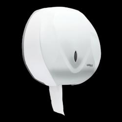 Dispenser para Papel Higiênico Rolão (300/500mt) Branco