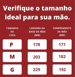 Luva Vinilflex Sem Pó Tamanho G c/100