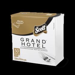 Guardanapo Scott Grand Hotel Coquetel 23,8x21,8 cm c/ 50 unid.