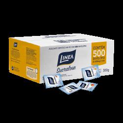 Adoçante Linea em Pó Sucralose  Caixa c/ 500 Saches