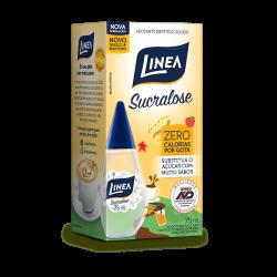 Adoçante Linea Líquido Sucralose  75ml