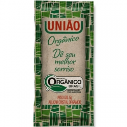 Açúcar União Orgânico Sachê c/400.