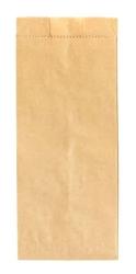 Saco de Papel Mix Pardo Liso 1 kg  Pacote 100 un.