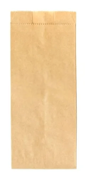 Saco de Papel Mix Pardo Liso 3 kg  Pacote 100 un.