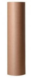Bobina de Papel Pardo Kraft Monolúcido 1.20cm x 300 metros