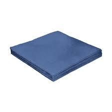 Guardanapo Folha Dupla Azul Marinho 25x25 cm c/ 20 unid.