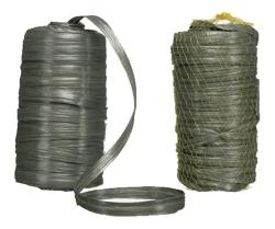Fitilho Plástico Recuperado Fino Reforçado F5 em Rolo