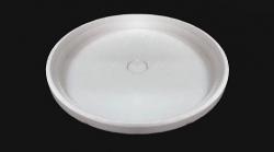 Tampa Térmico de Isopor para Pote Bowl 296ml c/20