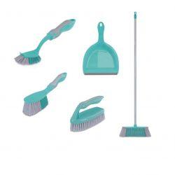 Conjunto de Limpeza FlashLimp c/5 Peças