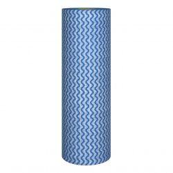 Rolo Pano Multiuso Azul c/50 unid. FlashLimp